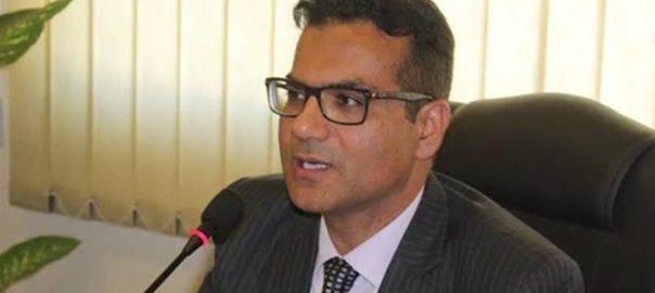 سیکرٹری محکمہ تعلی محکمہ تعلیم سندھ کراچی  92 نیوز  احسن منگی 