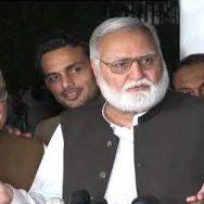 آزادی مارچ، رہبر کمیٹی، حکومت کیساتھ مذاکرات، مشروط طور، آمادہ، اکرم درانی، اسلام آباد، 92 نیوز