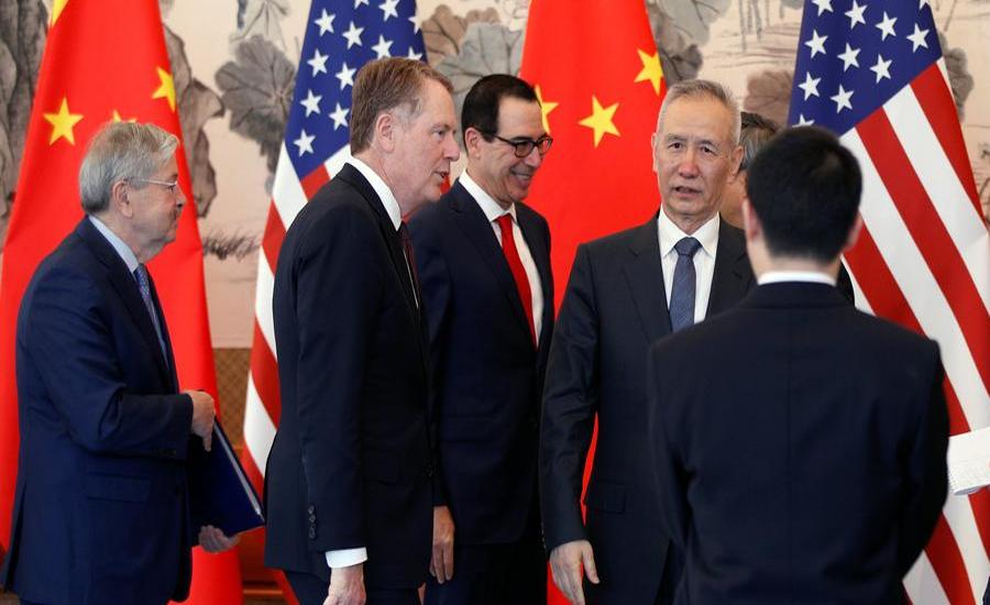امریکا نے بھی چینی سفارتکاروں پر امریکی حکام سے ملنے پر اجازت کی شرط لگادی
