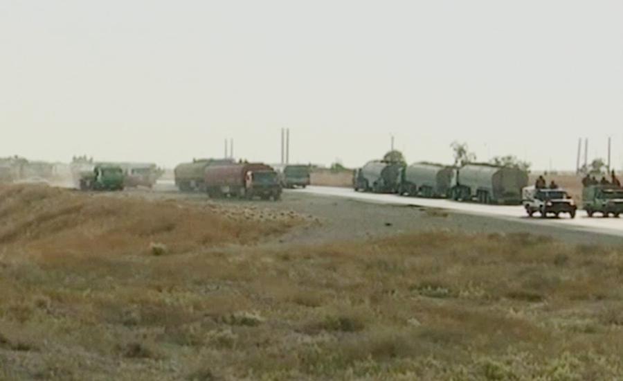 شام سے انخلاء کرنیوالے بیشتر امریکی فوجی عراق میں تعینات