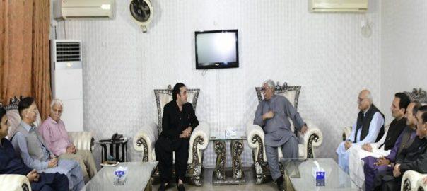 اسفند یار ولی بلاول اے پی سی اسلام آباد  92 نیوز مولانا فضل الرحمان 