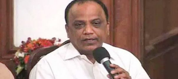 کے پی ٹی  غیر قانونی بھرتیاں  بابر غوری  نیب کی کارروائی کراچی  92 نیوز نیب ریفریس  سابق وفاقی وزیر 