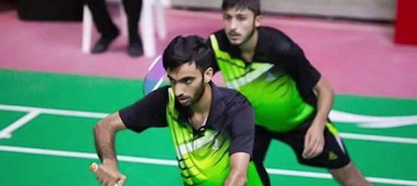 پاکستان، بھار ت کو ہرا کر، سار ک انڈر 21 بیڈمنٹن، چیمپئن شپ، جیت لی مالی، 92 نیوز