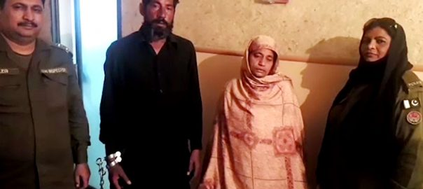 لاہور، خواتین، بلیک میل ، جوڑا گرفتار، اعتراف جرم، ایس پی انویسٹی گیشن صدر، 92 نیوز