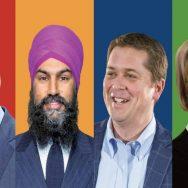 کینیڈا  الیکشن 2019  ٹورنٹو  92 نیوز لبرل  اپوزیشن  کنزرویٹو پارٹی  وزیراعظم  جسٹن ٹروڈو  ہاؤس آف کامنز  انڈریو شیر