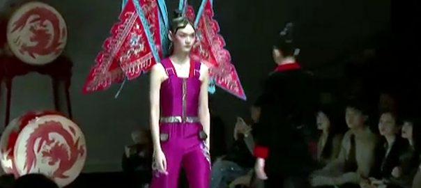 چائنا فیشن ویک، چینی روایتی ملبوسات، شائقین، دل موہ لیے، بیجنگ، 92 نیوز