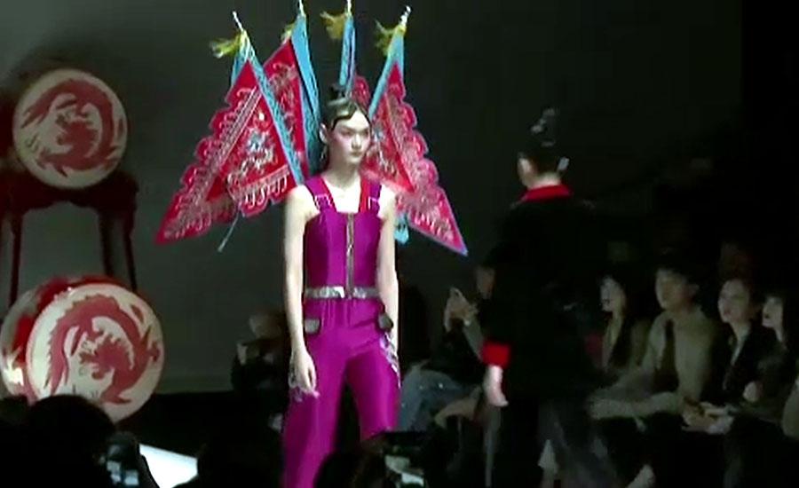 چائنا فیشن ویک، چینی روایتی ملبوسات نے شائقین کے دل موہ لیے