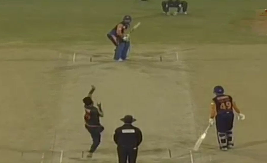 نیشنل ٹی ٹوئنٹی ٹورنامنٹ ، بلوچستان نے سنٹرل پنجاب کو 27 رنز سے شکست دیدی