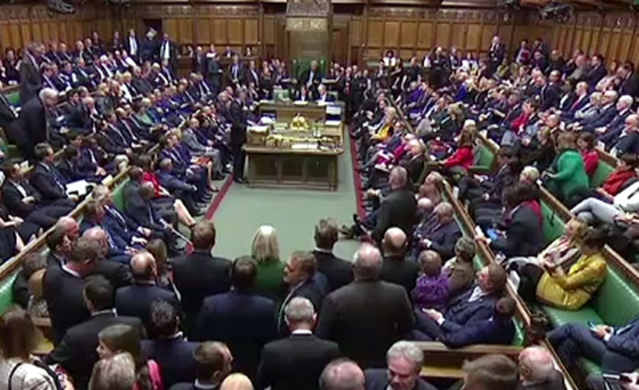 یورپی یونین برطانیہ کو بریگزٹ سے انخلا میں توسیع دینے پر رضامند