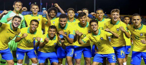 فیفا انڈر 17 ورلڈ کپ،انگولا، نائیجیریا ، برازیل کی فتوحات، برازیلیہ، 92 نیوز