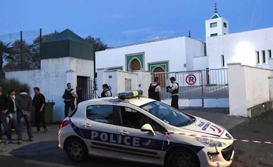 فرانس میں مسجد کے باہر فائرنگ سے دو افراد زخمی