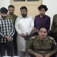 حافظ آباد، پولیس مقابلے، ڈکیت گینگ، 3 ارکان، گرفتار، 92 نیوز
