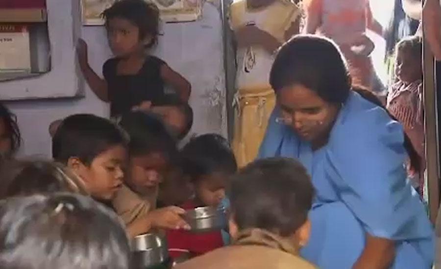 80 لاکھ کشمیریوں کو قید کرنے والا بھارت خود بھوک و افلاس کی فہرست میں  پہلے نمبر پرآ گیا