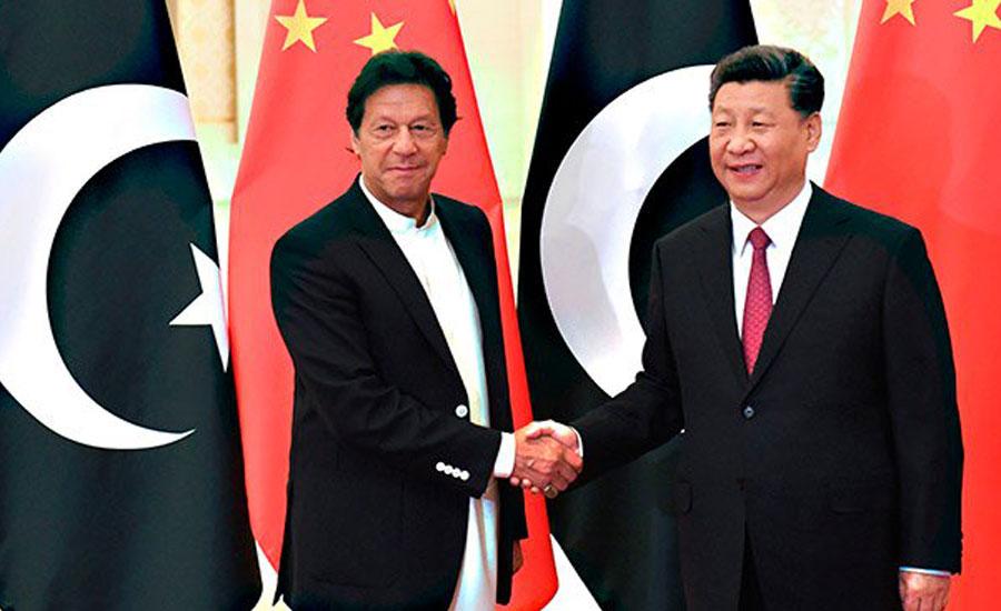 وزیراعظم عمران خان دورہ چین پر روانہ ہوگئے