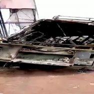 کانگو  بس حادثے  30افراد ہلاک  16 زخمی
