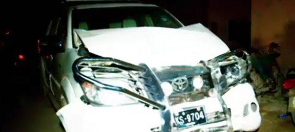 ماڑی پور روڈ ٹریفک حادثہ خاتون جاں بحق کراچی  92 نیوز
