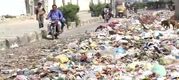 سندھ، صفائی مہم، غیر موثر، وزیراعلیٰ سندھ، کراچی، 92 نیوز