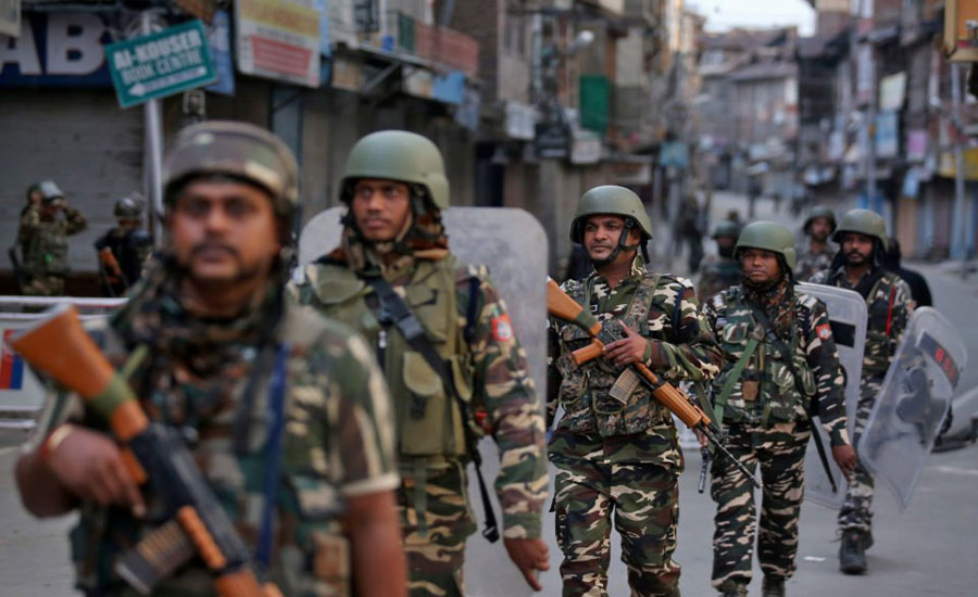 مقبوضہ کشمیر میں ایک اور کشمیری نوجوان کو شہید، قابض فورسز کا پلوامہ کا محاصرہ