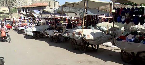 کراچی ، سڑکوں ، پتھارا ، مافیا ، راج ، تاحال ، برقرار
