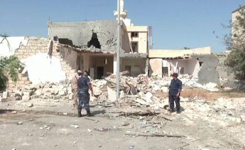 طرابلس  راکٹ حملہ  دو بچے ہلاک  92 نیوز لیبیا  دارالحکومت طرابلس  3 افراد زخمی  غیر ملکی خبر رساں ادارے