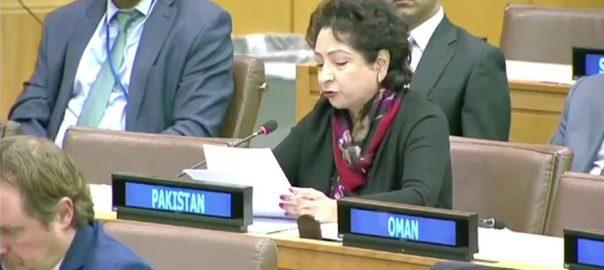 عالمی برادری ، اقوام متحدہ ، مسئلہ کشمیر ، حل ، ملیحہ لودھی