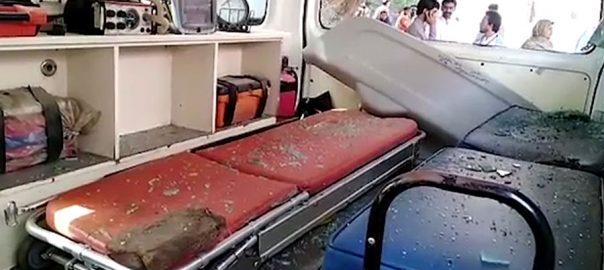 میرپورخاص ، سول اسپتال ، ایمبولینس ، غریب ، خاتون ، جاں بحق