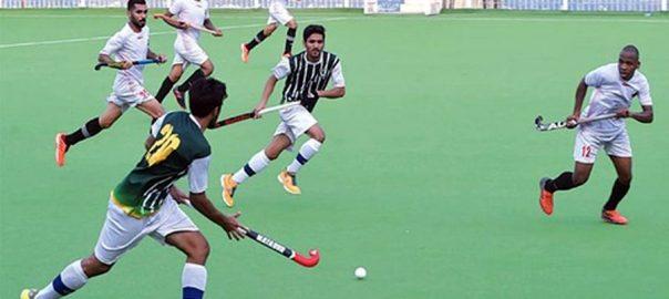 تیسرا ہاکی میچ، پاکستان ڈویلپمنٹ اسکواڈ، اومان کو شکست، لاہور، 92 نیوز
