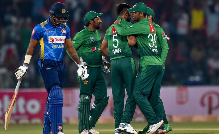 تیسرا ٹی ٹوئنٹی ، سری لنکا کا پاکستان کو جیت کیلئے 148 رنز کا ہدف
