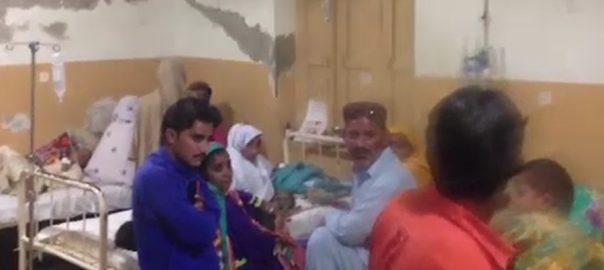پنو عاقل زہریلا کھانا باپ تین بیٹوں سمیت جاں بحق 92 نیوز سکھر