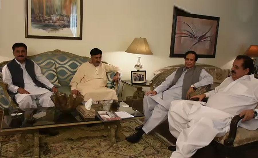 سابق ایم پی اے ایوب خان کا پاکستان مسلم لیگ ق میں شمولیت کا اعلان