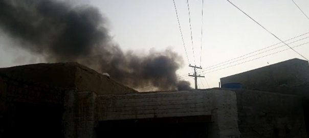 کوئٹہ ، زرغون روڈ ، قریب ، دھماکا، 2 افراد ، زخمی