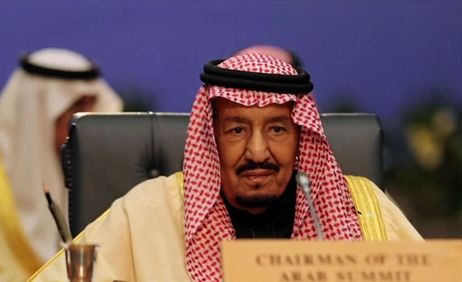 شاہ سلمان کی سعودی عرب میں امریکی فورسز تعینات کرنیکی اجازت