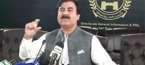 مولانا فضل الرحمٰن   شوکت یوسفزئی  پشاور  92 نیوز