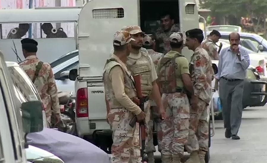 کراچی میں سندھ رینجرز کے خصوصی اختیارات میں تین ماہ کی توسیع