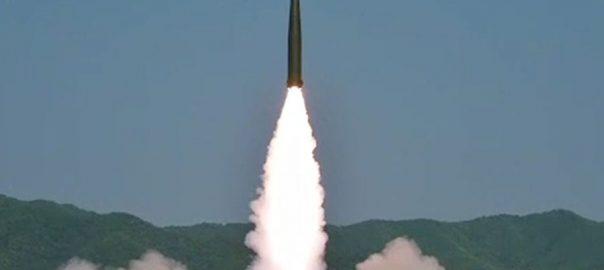 شمالی کوریا، میزائل تجربہ ،جاپانی میڈیا ، ٹوکیو، 92 نیوز