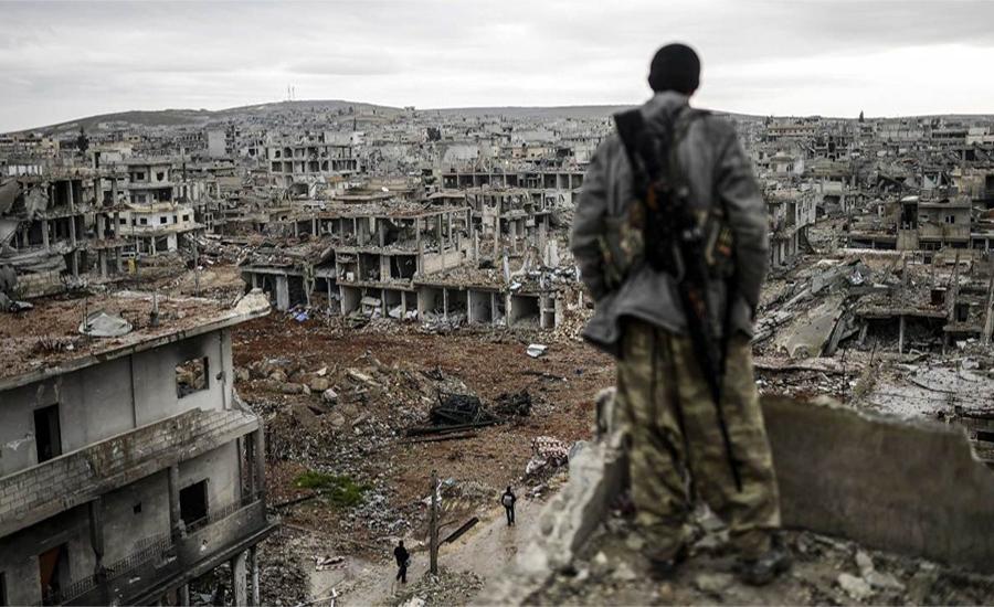 کرد اتحادیوں کو امریکاپھر دھوکا دے گیا