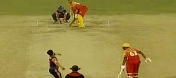 قومی ٹی 20 کپ، سندھ، سنٹرل پنجاب، شکست، فیصل آباد، 92 نیوز