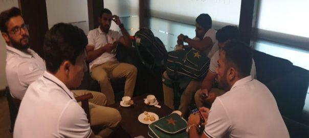 قومی کرکٹ ٹیم ، دورہ ، آسٹریلیا ، روانہ، 3 ٹی ٹوئنٹی ، 2 ٹیسٹ میچ