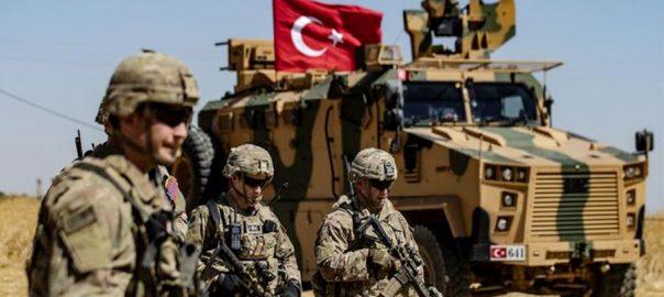 شمال مشرقی شام، ترکی، کرد جنگجوؤں، آپریشن، تیاری مکمل، استنبول، 92 نیوز