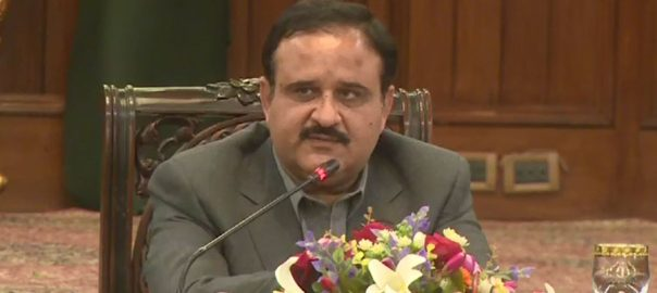 وزیر اعلیٰ پنجاب  کارروائی کا حکم  لاہور  92 نیوز  سردار عثمان بزدار  اشیائے ضروریہ  بے جا اضافے