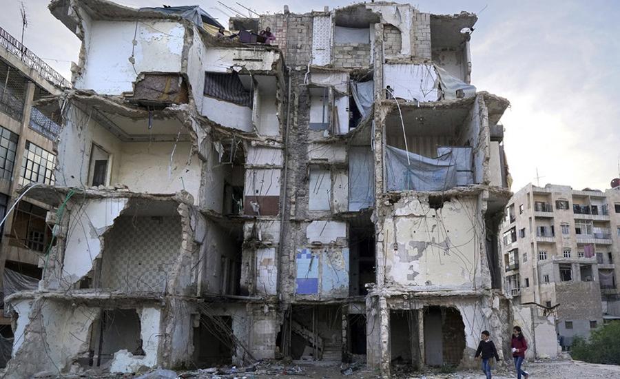 شام میں دوبارہ جنگ جنگ کا خطرہ دمشق  92 نیوز شمال مشرقی حصے  فوجی آپریشن  مجوزہ سیف زون