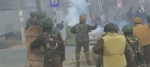 مقبوضہ کشمیر ، کرفیو ، 67 روز ، بدترین ، انسانی بحران ، جنم
