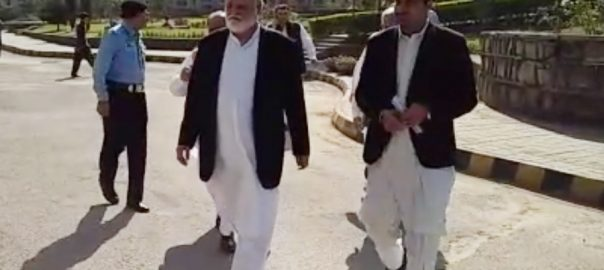 اکرم درانی  عبوری ضمانت  21 نومبر تک توسیع اسلام آباد  92 نیوز چیف جسٹس اسلام آباد ہائیکورٹ  اطہر من اللہ 