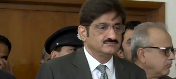یوسف ٹھیلے والا وزیر اعلیٰ سندھ کراچی  92 نیوز سید مراد علی شاہ