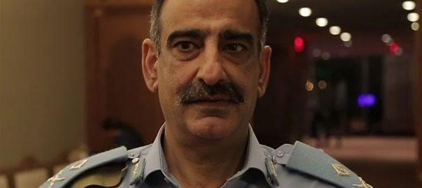 شعیب دستگیر ، پنجاب پولیس ، سربراہ ، مقرر