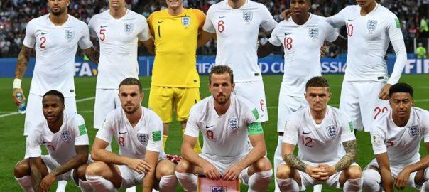 انگلش فٹبال ٹیم  ایک ہزار میچ  پہلی ٹیم  لندن  92 نیوز نیا باب رقم  مونٹے نیگرو  ہزارواں انٹرنیشنل میچ  ماڈرن فٹبال  نئی تاریخ رقم  یوروکپ 2020