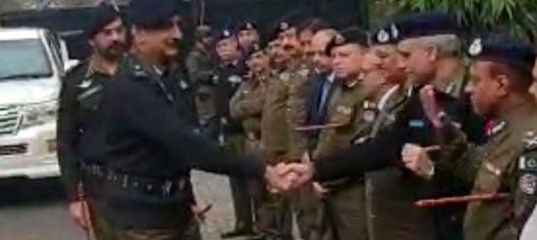 پی ٹی آئی حکومت آئی جی پنجاب لاہور  92 نیوز شعیب دستگیر