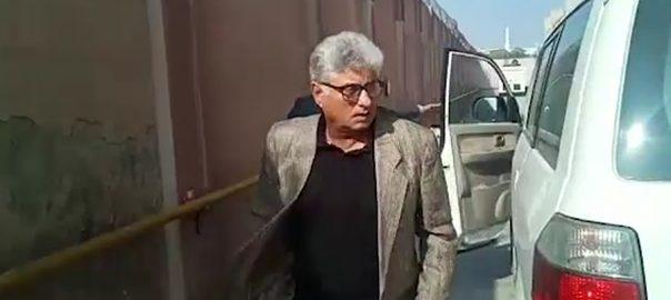سابق ایم ڈی پی آئی اے  اعجاز ہارون  جسمانی ریمانڈ  اسلام آباد  92 نیوز احتساب عدالت  جعلی اکاؤنٹس کیس 