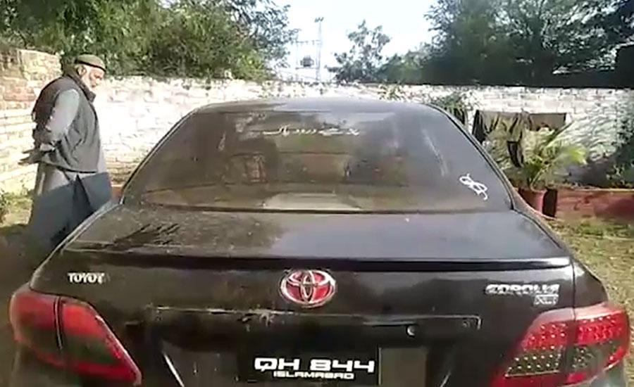 کلر سیداں، پولیس کی فائرنگ سابق کونسلر کی ہلاکت پر اہل علاقہ  کا تھانے کا گھیراؤ