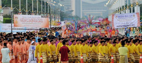 ملائیشیا، عید میلاد النبی ﷺ، انتہائی عقیدت و احترام، منائی گئی، کوالالمپور، 92 نیوز